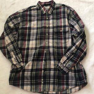 Eddie Bauer Men's Flannel Shirt